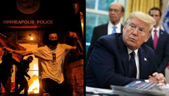 Donald Trump escorted to a secret bunker, Secret Service steps in