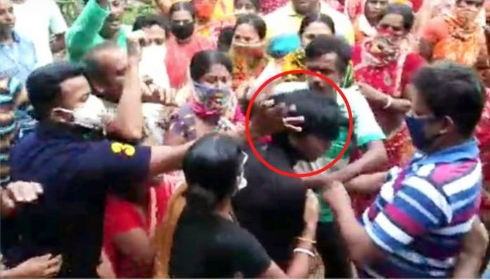 TMC leader's son thrashed for illegally obtaining Cyclone Amphan relief
