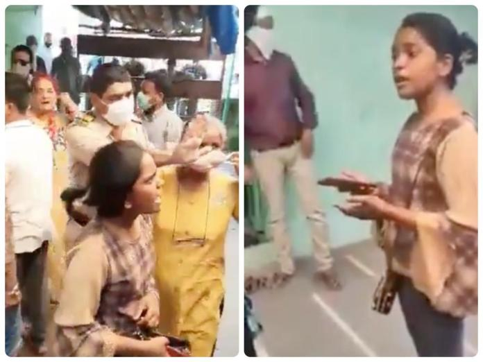 A girl was intimidated in Mumbai's Mankhurd for asking mosque authorities to lower the volume of azaan