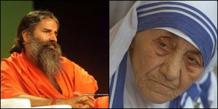 Coronavirus: Why are Indian babas judged differently from Teresa's miracle cures?