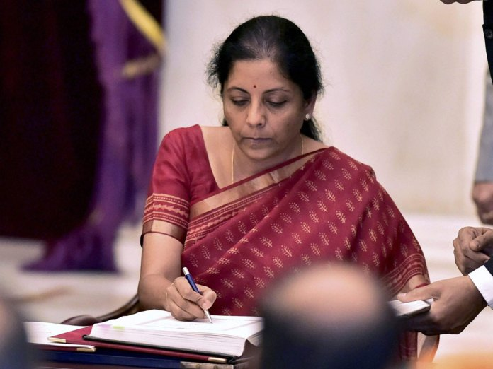 Finance Minister Nirmala Sitharaman promises strict action against policeman who was seen assaulting a bank employee