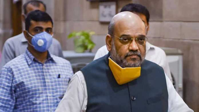 Amit Shah reviews the situation in Delhi hospitals after chairing an all-party meet over coronavirus crisis in Delhi