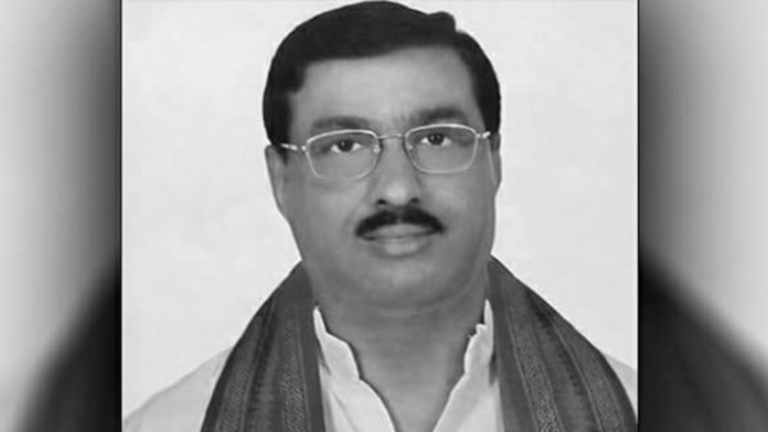 TMC MLA Tamonash Ghosh dies of Coronavirus in West Bengal