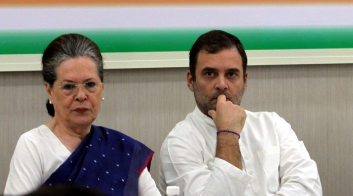 Congress party allegedly funded the election campaign of African National Congress