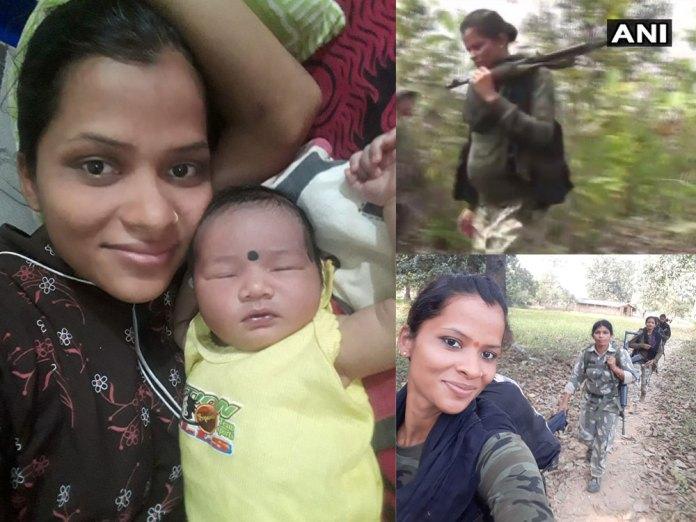 Commando Sunaina Patel