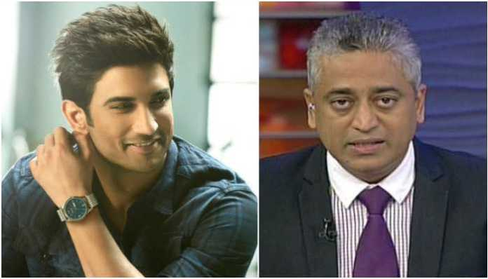 Rajdeep Sardesai objects to Mumbai Police investigating Sushant Singh Rajput's death, gets schooled about the law