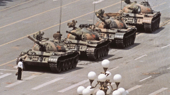The Tiananmen Square Massacre was one of the most brutal suppression of a movement anywhere in the world