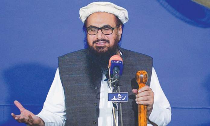 UN 'restores' frozen bank accounts of Hafiz Saeed and other LeT leaders