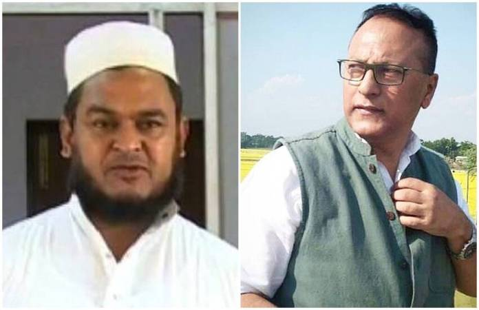 Assam MLA Aminul Islam and Congress MP booked for flouting social distancing norms and attending funeral with thousands of people