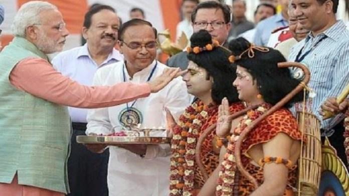 Narendra Modi to lay foundation for Ram Mandir in Ayodhya