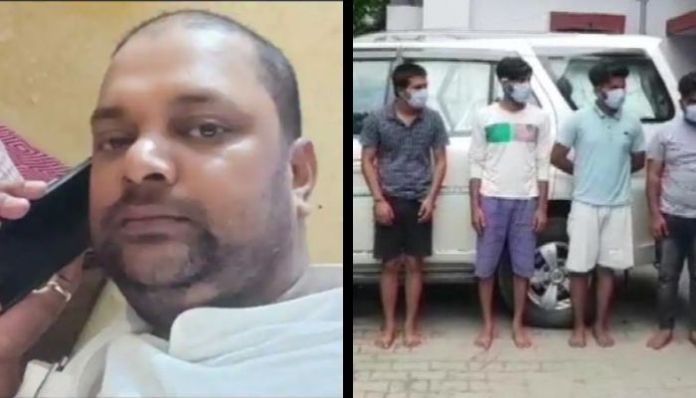 Uttar Pradesh: 8 persons arrested for attacking, critically injuring journalist in Ghaziabad, 1 policeman suspended