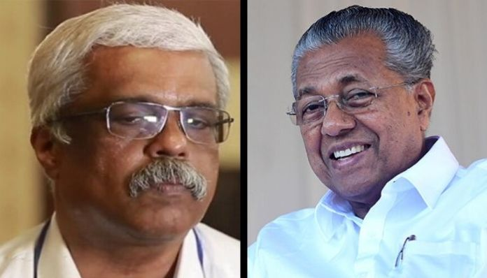 Kerala: Sivasankar removed from his post, after his name props up in gold smuggling case