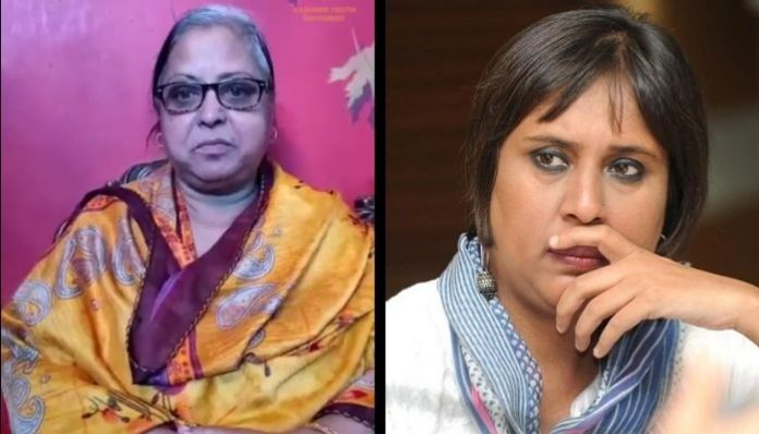 Kashmiri woman asks Barkha Dutt to apologise for justifying genocide