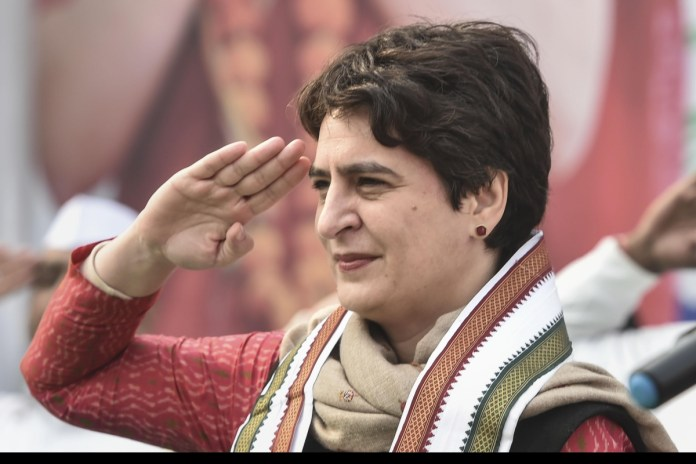 Hours after UP police killed Vikas Dubey in an encounter, Priyanka Gandhi claims UP government shielded the gangster
