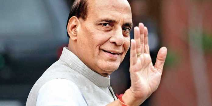 When Rajnath Singh fought for the country but lost an election
