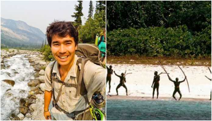 John Allen Chau was killed by the tribals of Sentinel Islands in 2018
