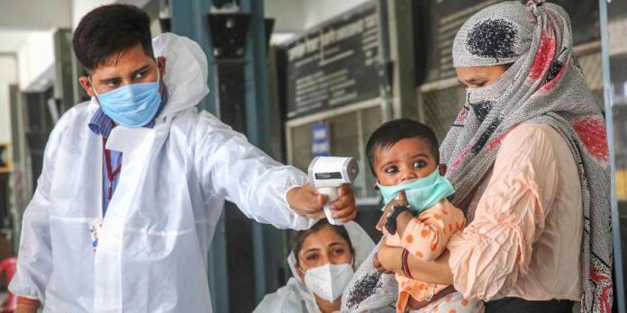 Coronavirus positive children in Delhi develop symotoms of Kawasaki disease