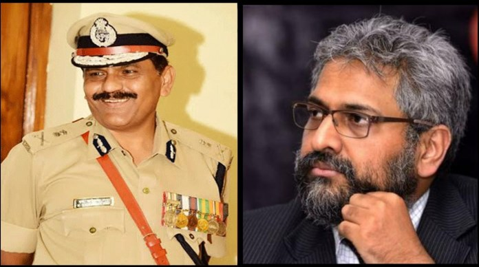 Siddharth Varadarajan lashed out at M Nageswara rao
