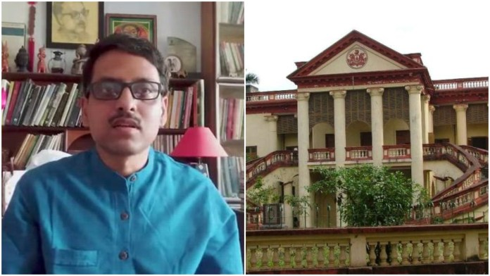 Dr Angshuman Kar has been allegedly providing academic benefits in exchange for sexual favours
