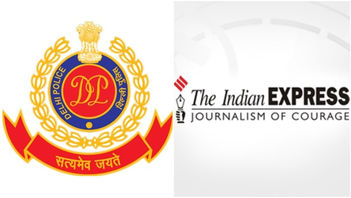Delhi Police slams Indian Express report regarding its order over the arrest of Hindus
