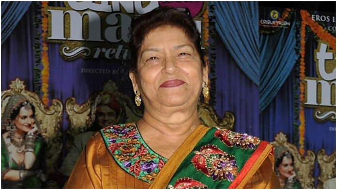 Veteran Choreographer Saroj Khan passes away at the age of 71