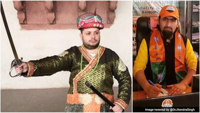 The Print columnist Shivam Vij expresses joy over the murder of a BJP leader and his family members by terrorists in Kashmir