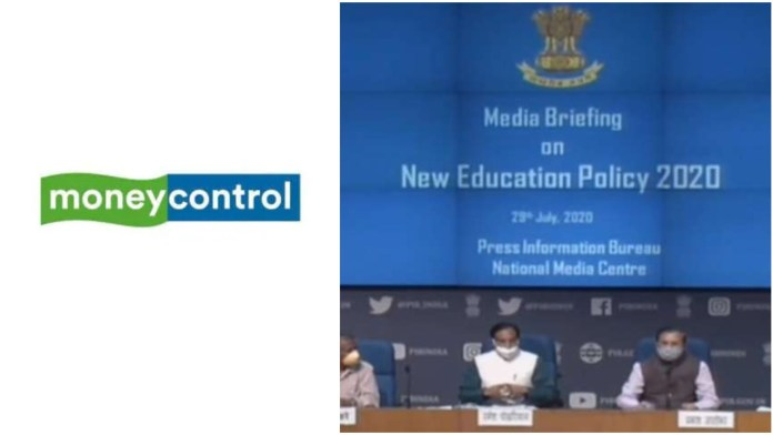 Moneycontrol changes misleading headline of their NEP report after social media backlash