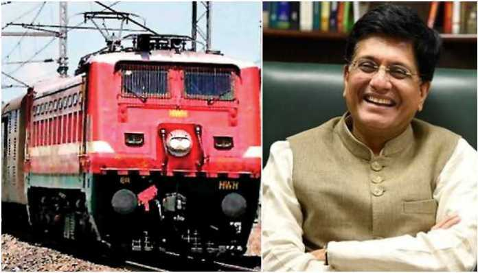Piyush Goyal had spoken about the contribution of railways to help India fight the coronavirus pandemic