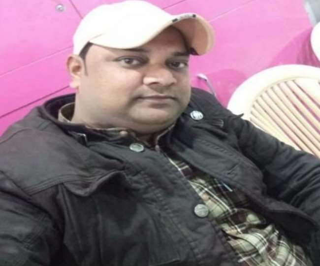 Journalist Vikram Joshi has succumbed to fatal head injuries