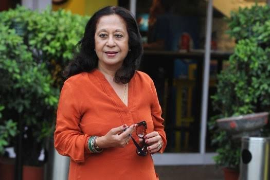 Tavleen Singh initiates legal action against twitter user for his sarcastic post against the author-writer