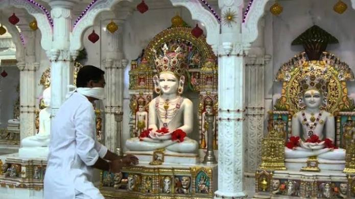 Sc grants permission for opening of 3 Jain Temples in Mumbai for the last two days of Paryushana