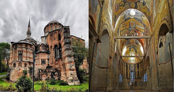Turkey converts another Byzantine-era church into a mosque