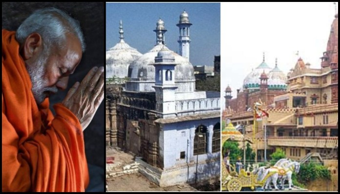 On its first Independence Day since the liberation of Ram Janmabhoomi, India must pledge to return Kashi-Mathura to its true inheritors