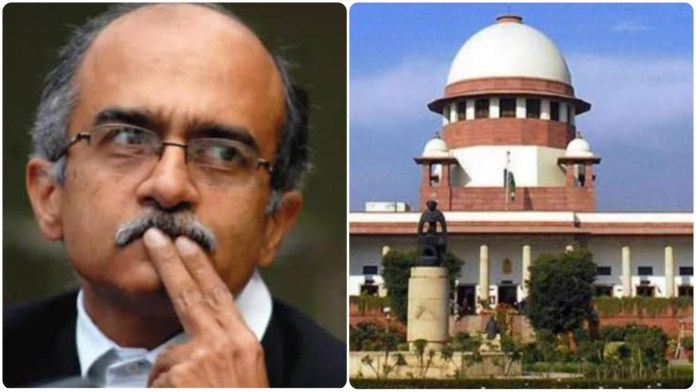 The Supreme Court of India has found Prashant Bhushan for his lies about the functioning of the Supreme Court