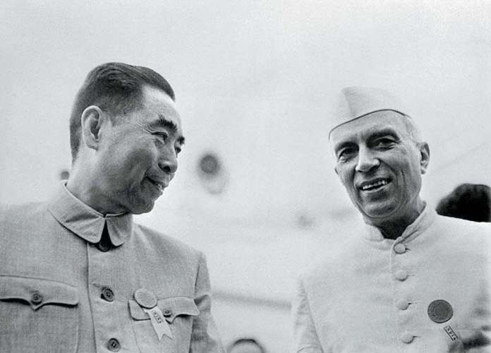 Nehru and his defence minister Krishna Menon had ignored the Indian Army's warning of a possible attack from China