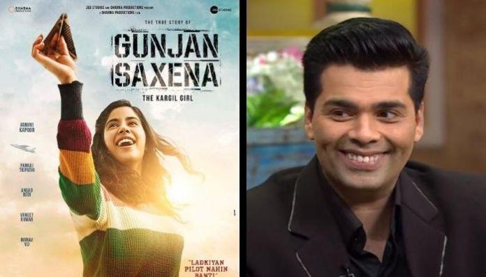 NCW asks Karan Johar to stop screening of 'Gunjan Saxena'. Here's why