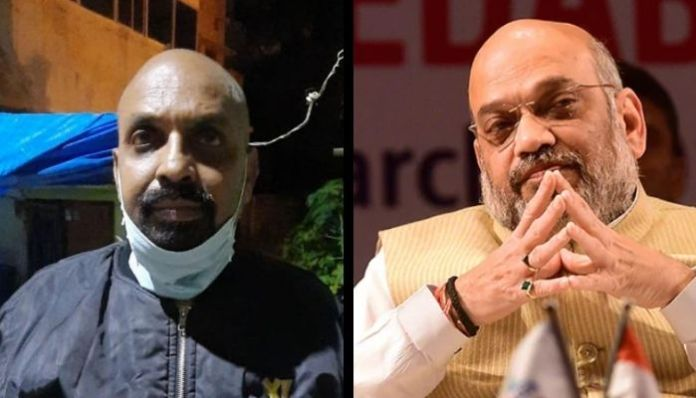 Karnataka Congress worker arrested for wishing death upon Amit Shah