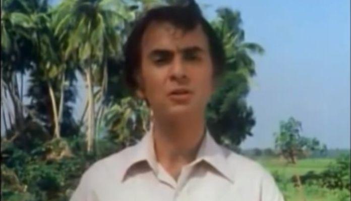 Astronomer Carl Sagan was amazed by Hindu beliefs in cosmos