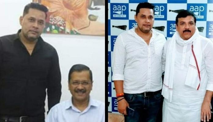 AAP leader Mukesh Tokas arrested for raping a mother of two