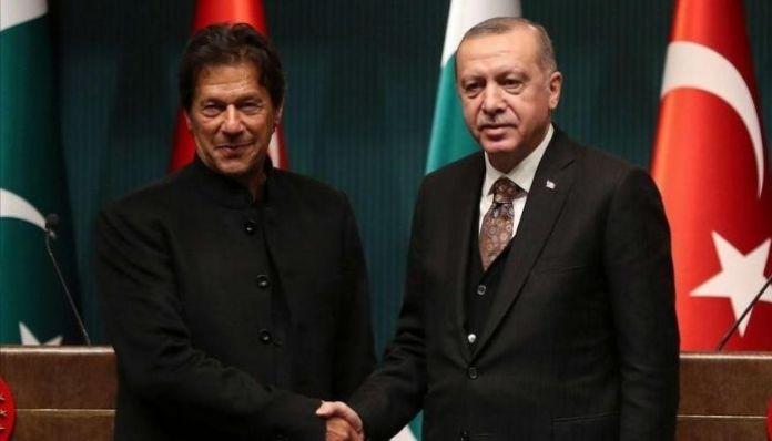 Pakistanis displays love for Turkey on Twitter after UAE-Israel peace deal