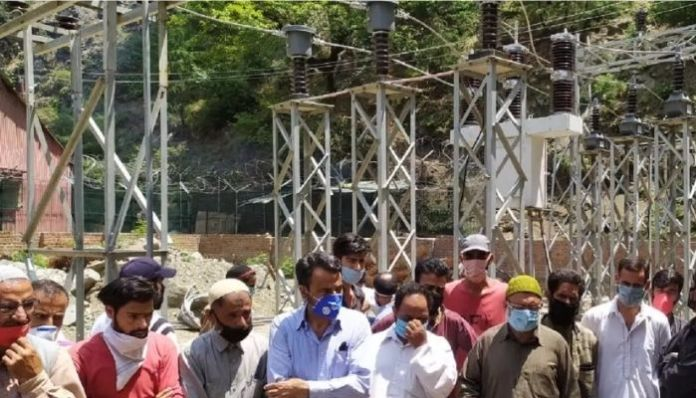 Electrification after 73 years makes life easier for Kashmiris living near LoC