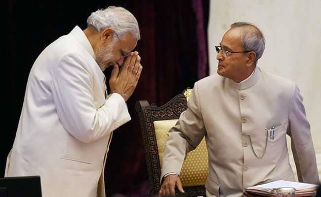 PM Modi writes a heartfelt obituary for Pranab Mukherjee