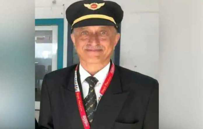 The presence of mind of pilot Deepak Sathe helped saved lives