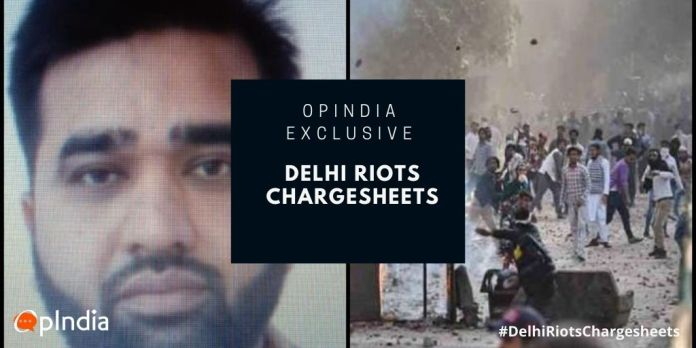 'Aaj Dekh Lenge Hinduon ko': The tale of Faizal Farooqui, Rajdhani and DRP school and what Chargesheet number 1 in Delhi Riots case says