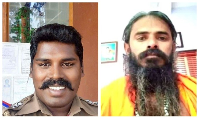 Hindu Makkal Katchi claims Sadhu Saravanan was beaten up because he worked against Christian Conversion