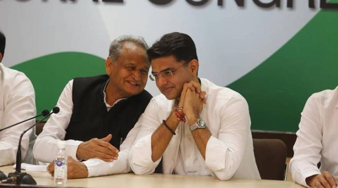 Congress forms committee to resolve 'grievances' with Sachin Pilot