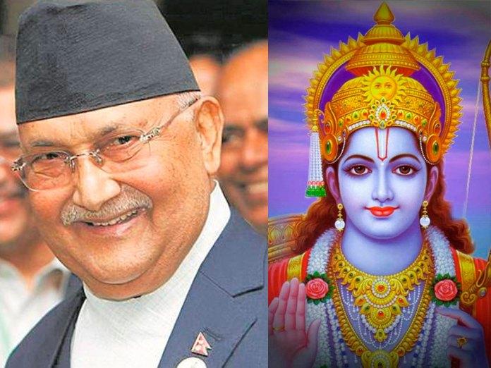 Oli wants to develop Ayodhyapuri