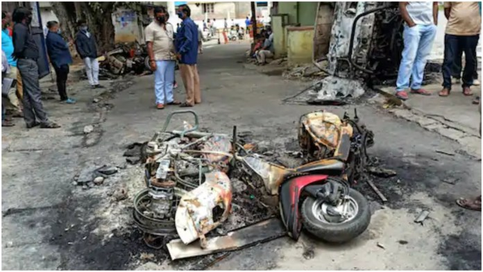 Karnataka CM says damages in Bengaluru riots to be recovered from culprits