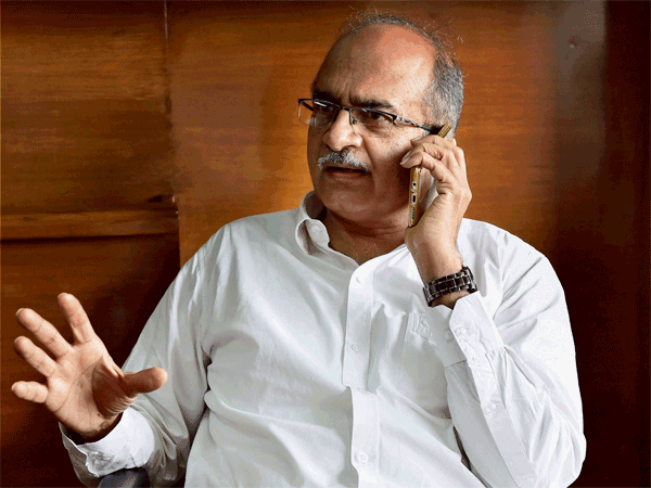 Liberals want to save only Prashant Bhushan, not everyone's free ...