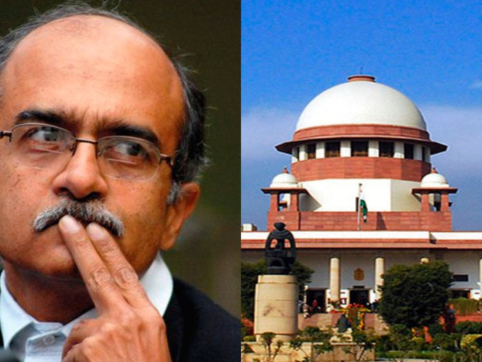 Supreme Court rejects Prashant Bhushan's 'regret' over contempt case